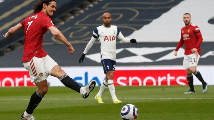 United launch second half blitz to see off Spurs