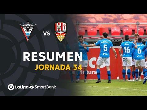 Resumen de CD Mirandés vs UD Logroñés (0-1)