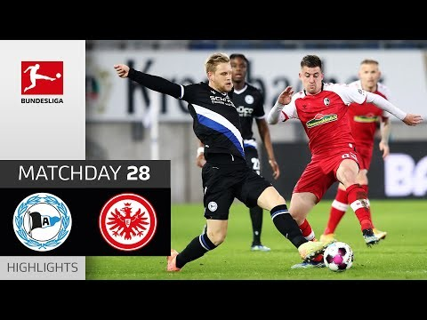 Arminia Bielefeld - SC Freiburg | 1-0 | Highlights | Matchday 28 – Bundesliga 2020/21