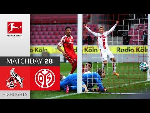 1. FC Köln - 1. FSV Mainz 05 | 2-3 | Highlights | Matchday 28 – Bundesliga 2020/21