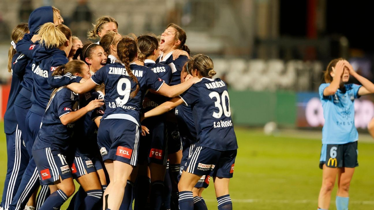 A Grand Final for the women: 'May you always walk in the sunshine'