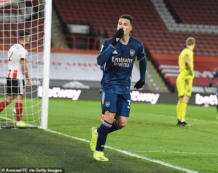 Keown insists Arteta can't take 'great talent' Martinelli out of his first team