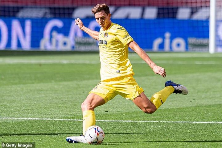 Man United 'will have to pay at least £43m for Villarreal defender Pau Torres'