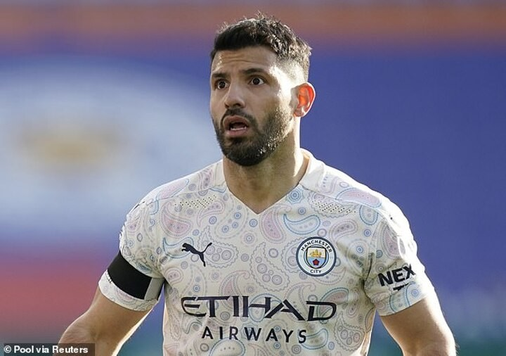 Aguero is the PL's top foreign goalscorer and keen to break more records