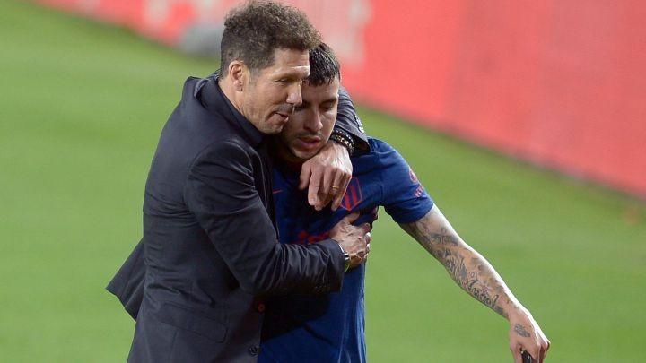 Simeone tells LaLiga hopefuls to 'resist' in title push as injuries mount