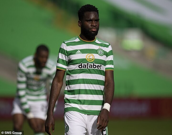 Arsenal 'hoping to convince Odsonne Edouard to join them instead of Leicester this summer'