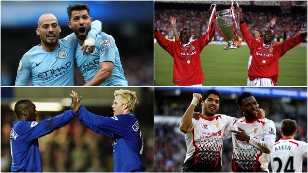 Match of the Day Top 10 podcast: Strike partnerships