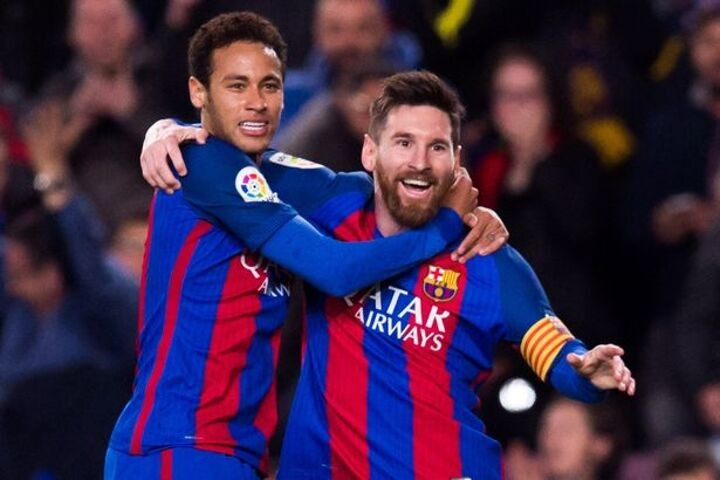 Lionel Messi 'pestering Neymar to leave PSG for Barcelona' amid claims his head's turned