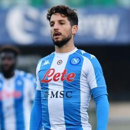 NAPOLI facing MERTENS parting outlook again