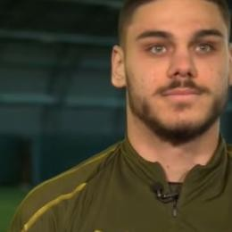 """STUTTGART, Mavropanos: """"The club are keeping their doors open for me"""""""