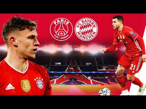 """""""Total belief"""" - Joshua Kimmich & Lucas Hernández are looking forward to PSG vs. FC Bayern"""