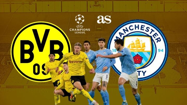 Borussia Dortmund vs Manchester City: times, TV & how to watch online