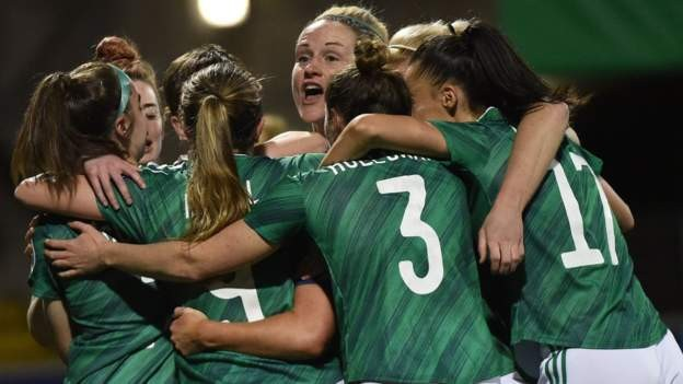 Northern Ireland make history by reaching Euro finals