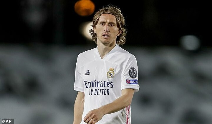 Luka Modric admits he would rather play at a full-capacity Anfield