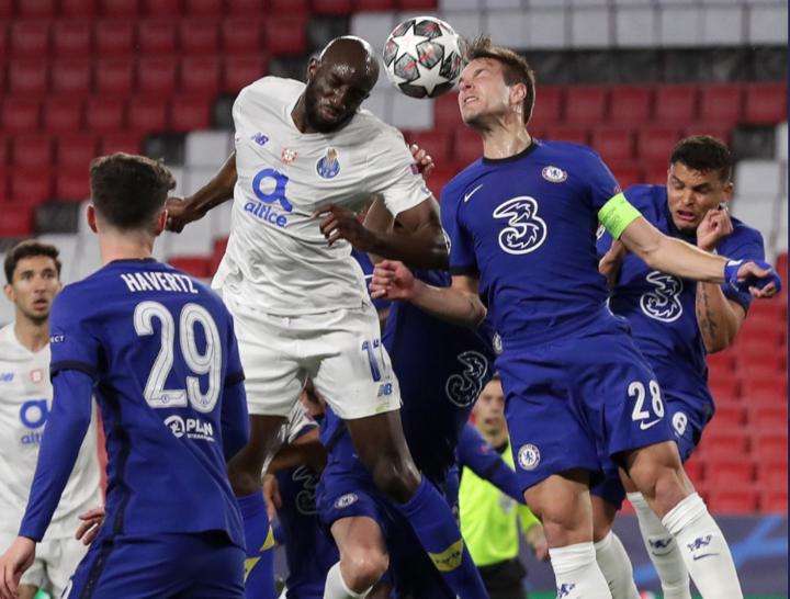 Chelsea 0-1 Porto (2-1 agg): Blues advance to UCL Semi-Finals despite home lose