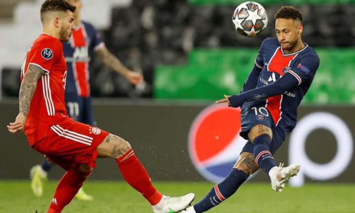 PSG 0-1 Bayern (3-3 agg): PSG qualify to UCL last 4 by away-goals advantage