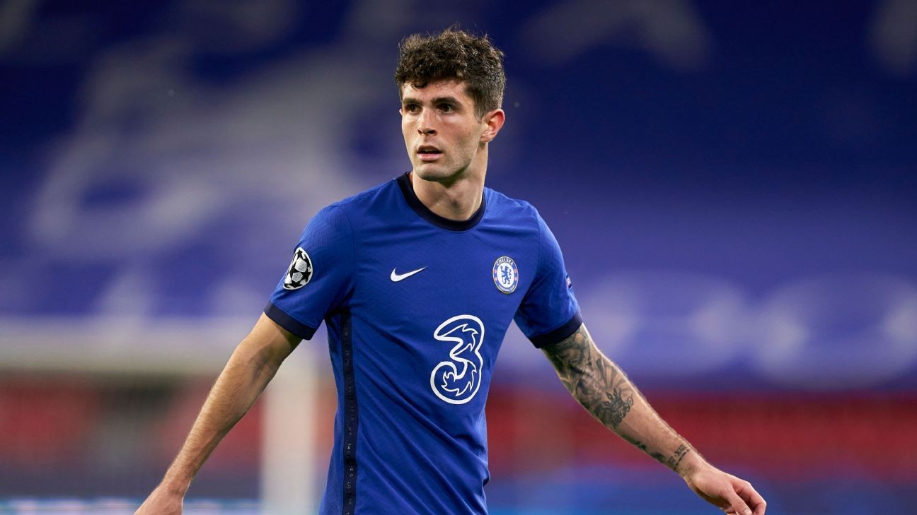 Pulisic 8/10 as Chelsea hold off Porto to reach semis