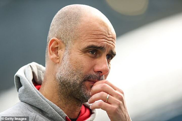 Manchester City mean business! Pep Guardiola is primed to end last-eight curse