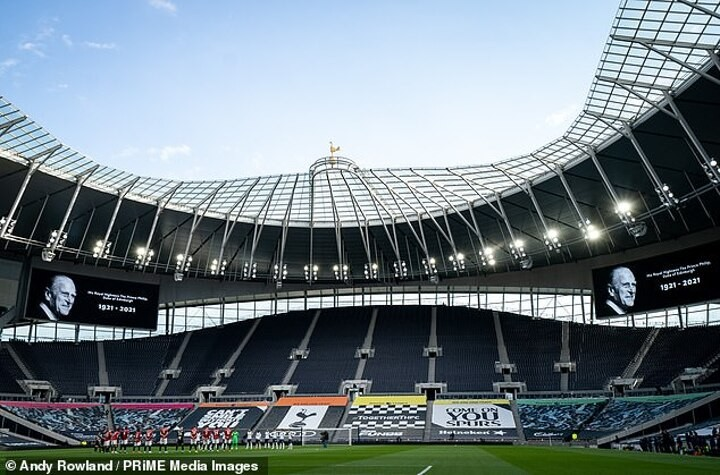 Tottenham Hotspur Stadium on standby to take overthe games assigned to Dublin at the Euros