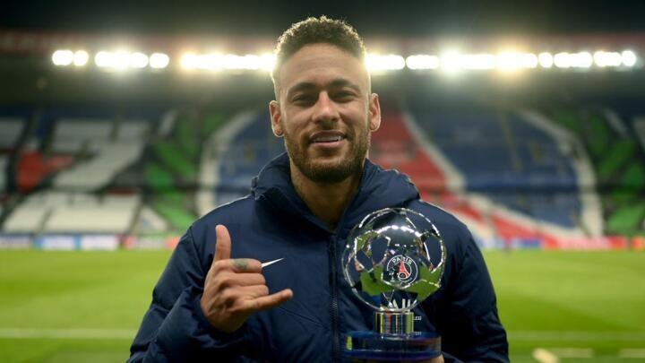 "Neymar: ""PSG are a team, we showed it against Bayern"""