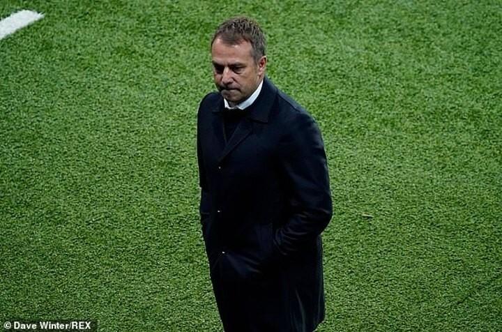 Bayern Munich manager Hansi Flick hints at replacing Joachim Low as Germany boss this summer