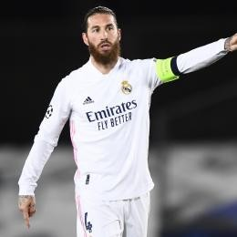 REAL MADRID trying to come to terms with RAMOS on new contract