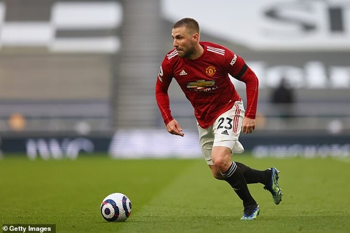 Luke Shaw picks Wayne Rooney and Paul Pogba in his Manchester United and England five-a-side team