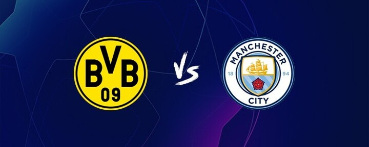 Dortmund vs Man City LINE-UPS: Sterling vs Reus, Gundogan & De Bruyne start
