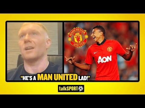 """""""LINGARD CAN COMPETE WITH BRUNO"""" Paul Scholes backs Jesse Lingard for Man United return"""