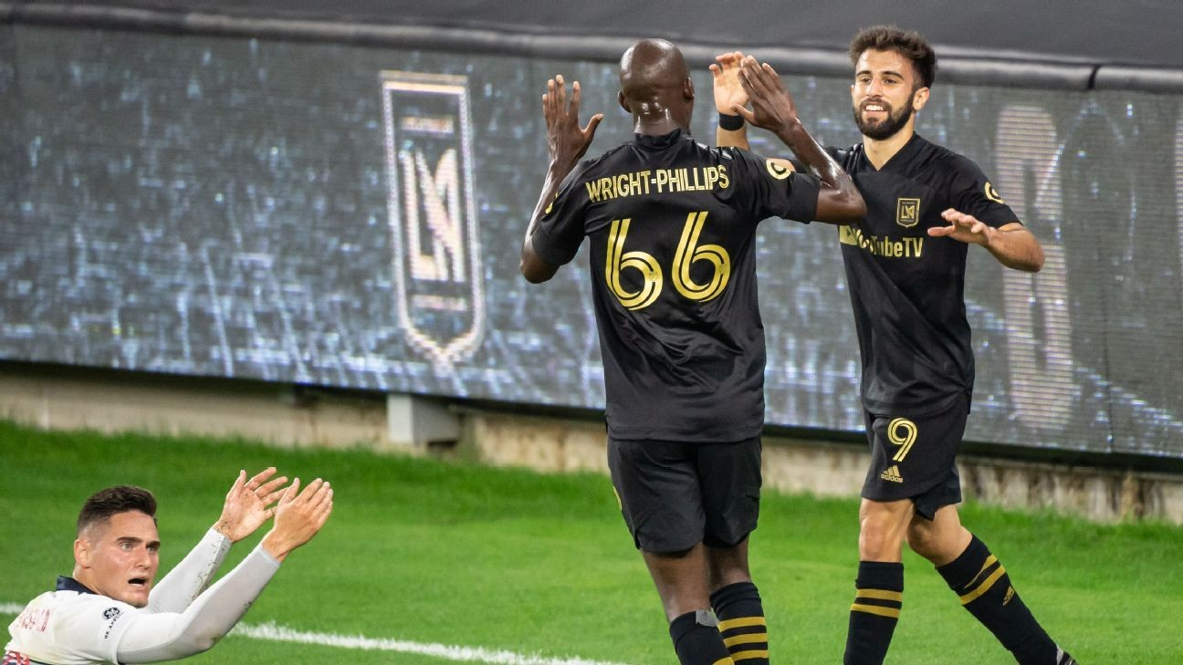 LAFC is oddsmaker's favorite to lift MLS Cup