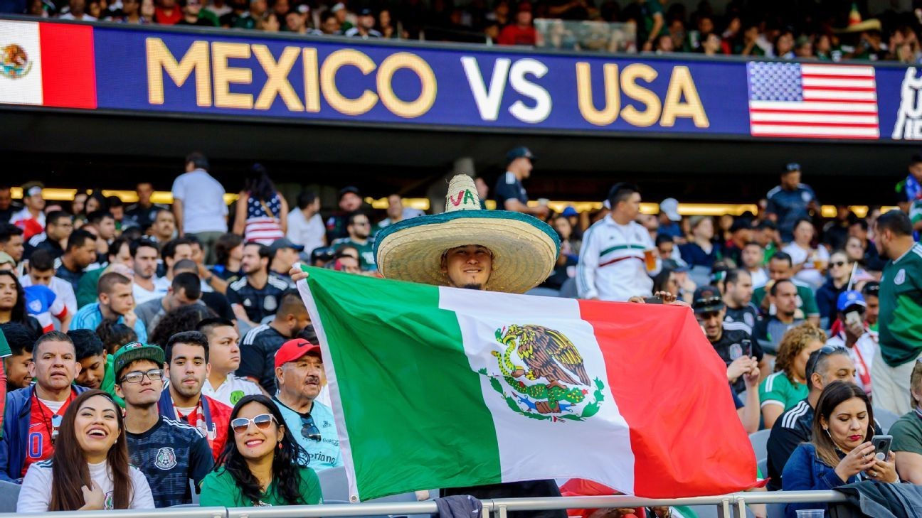FIFA probing Mexico anti-gay chant in U.S. match