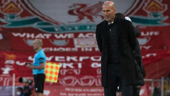 Zidane says Real Madrid want Champions League and LaLiga