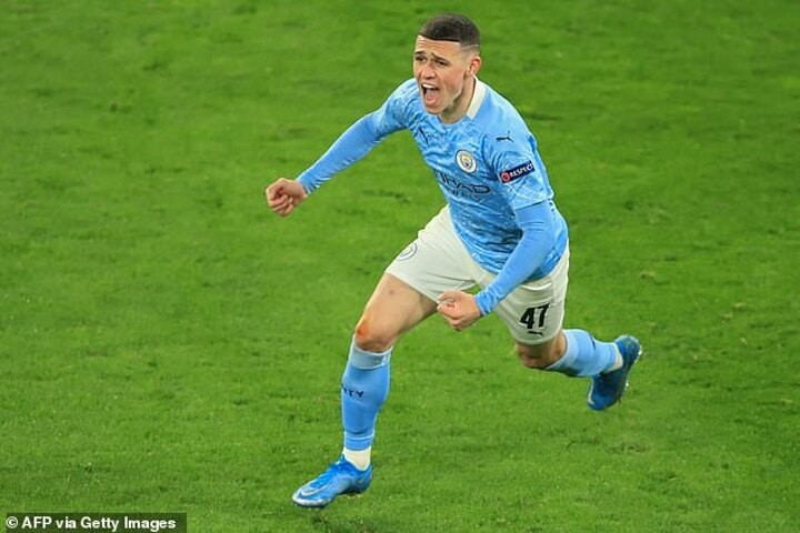Phil Foden has 'NO fear whatsoever' in big games, says Peter Crouch