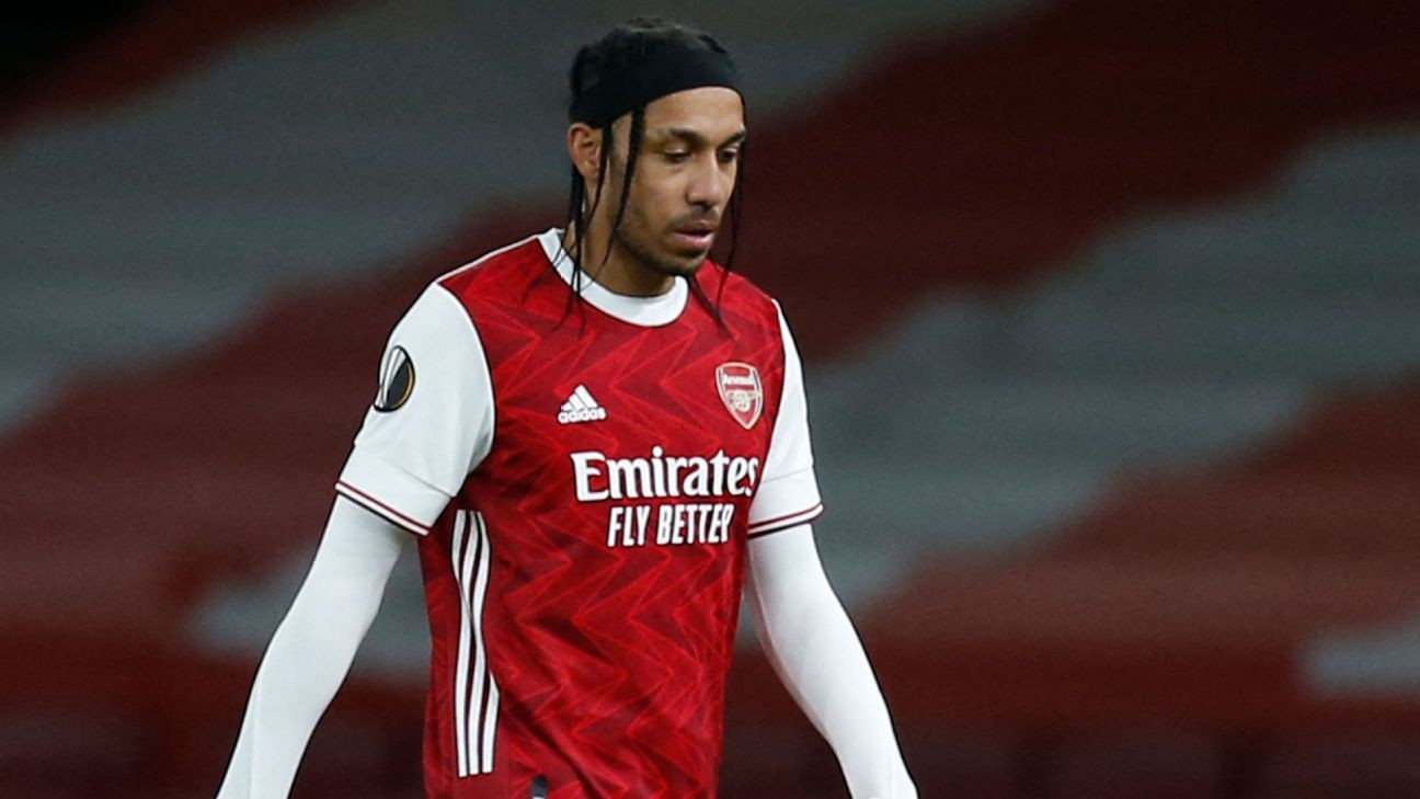 Arteta: Auba remains key player for Arsenal