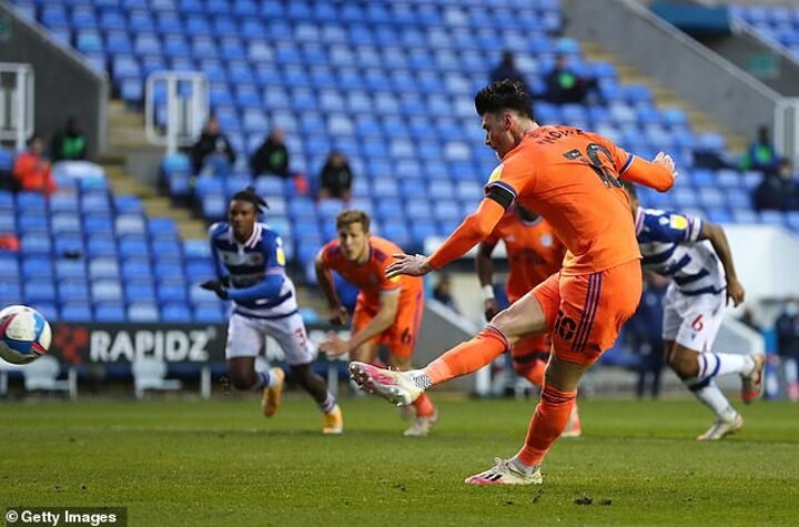 Reading 1-1 Cardiff:Yakou Meite scores dramatic last-minute equaliser against Mick McCarthy's side