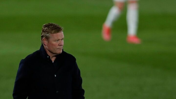 Koeman: Barca deserved this Copa win and now will fight till the end in LaLiga