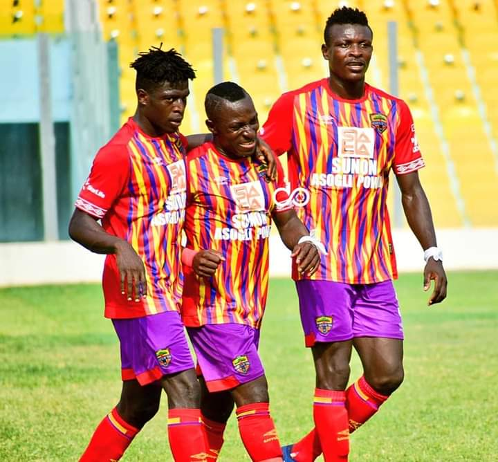 Samuel Boadu names Hearts of Oak squad for Aduana Stars clash