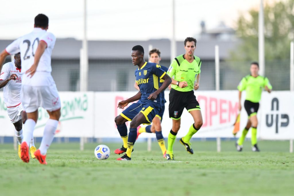 Talent Tavern: Ahmed Awua's goal secures a point for Parma against Cremonese