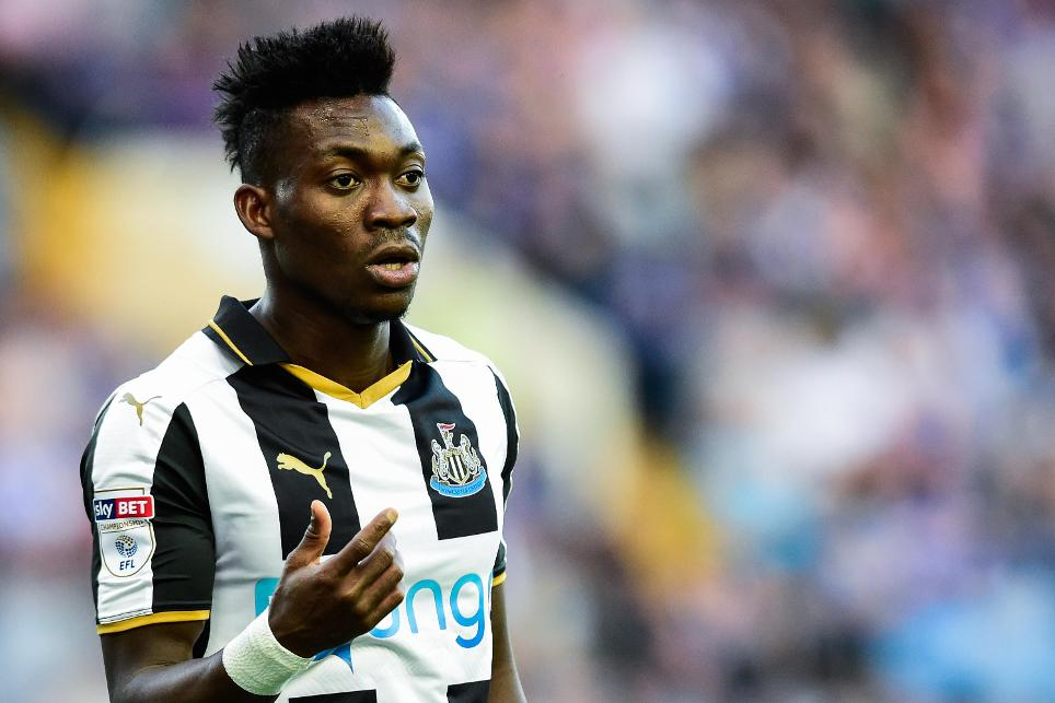 Newcastle United outcast Christian Atsu among least paid players at club