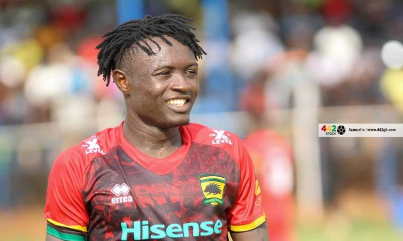 Asante Kotoko defender Christopher Nettey close to sealing a move to Swedish club IFK Goteborg - Reports
