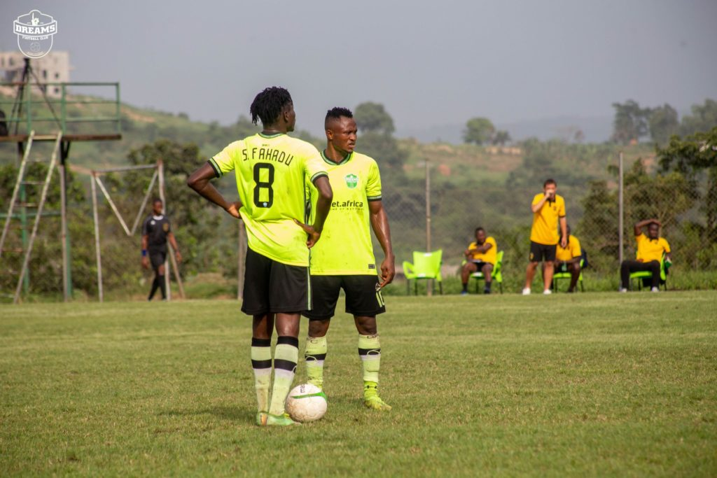 2020/21 Ghana Premier League: Week 18 Match Report- Dreams  FC 1-1 Inter Allies