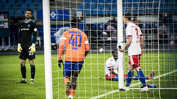 Ghanaian winger Erich Berko scores in Darmstadt win