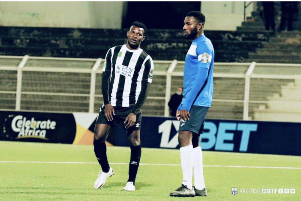 'Determined' Daniel Lomotey over the moon after marking ES Setif debut in CAF Confederation Cup victory against Enyimba FC