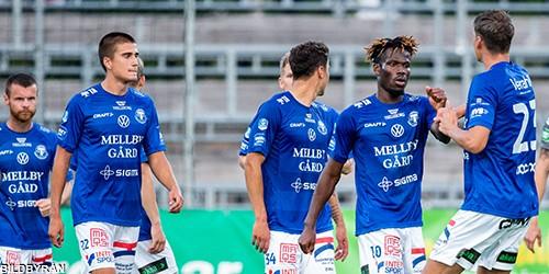 VIDEO: Watch Fatawu Salifu's goal for Trelleborgs FC against Vasulunds