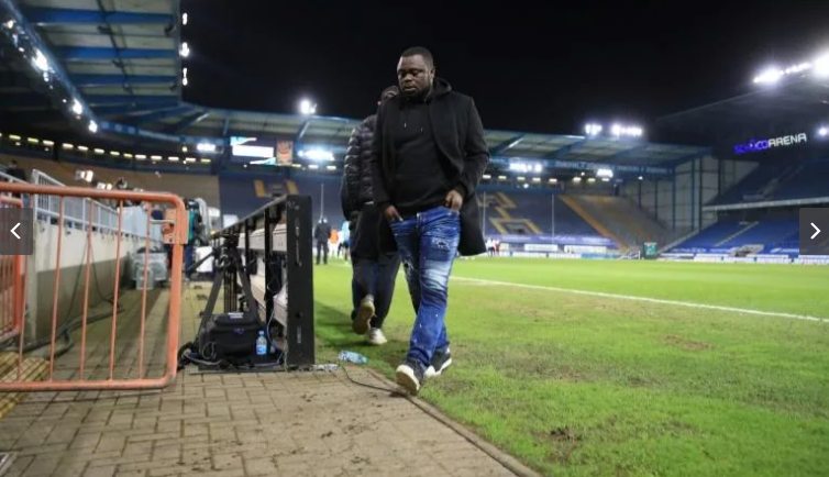 Gerald Asamoah reacts to fans attack on Schalke 04 after relegation