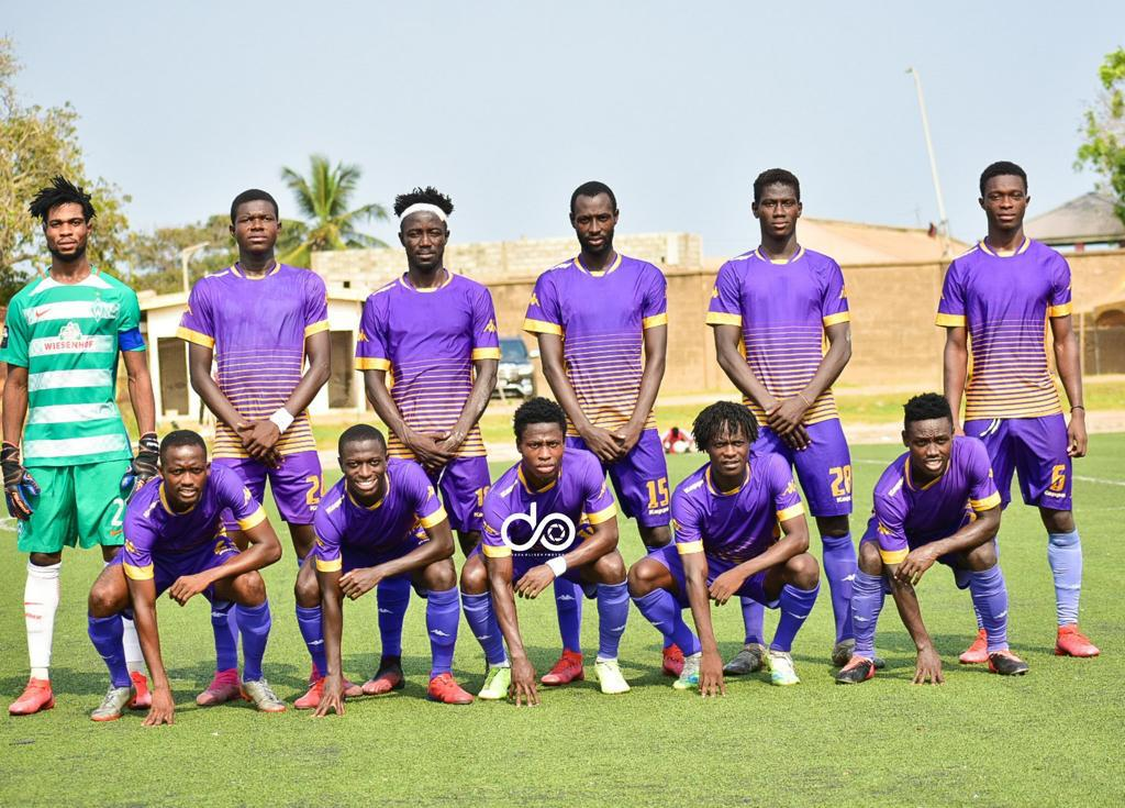 Division One League: Promotion chasing Tema Youth end first round unbeaten