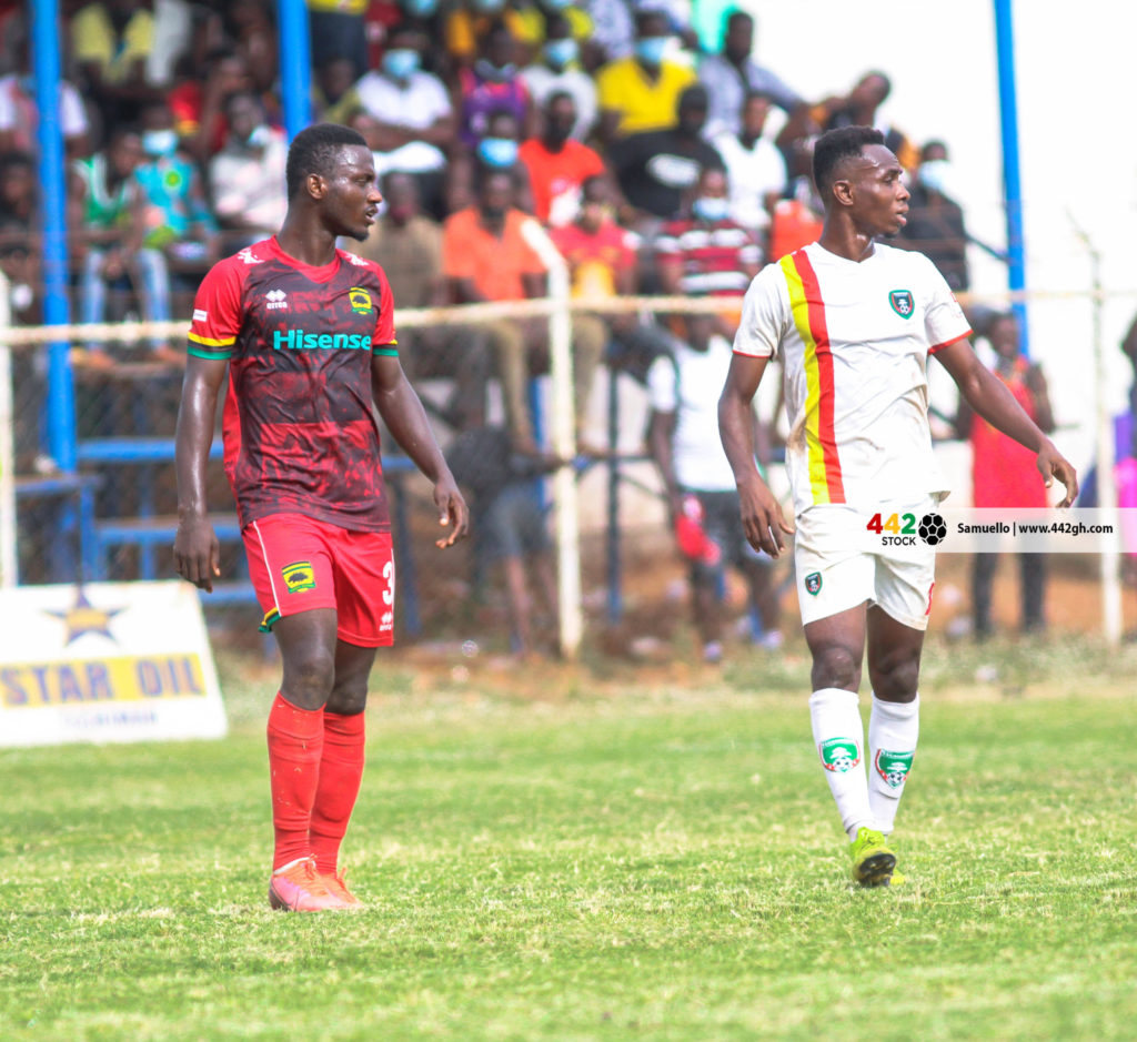 Techiman Eleven Wonders banned for breaching COVID-19 protocols in GPL match against Kotoko