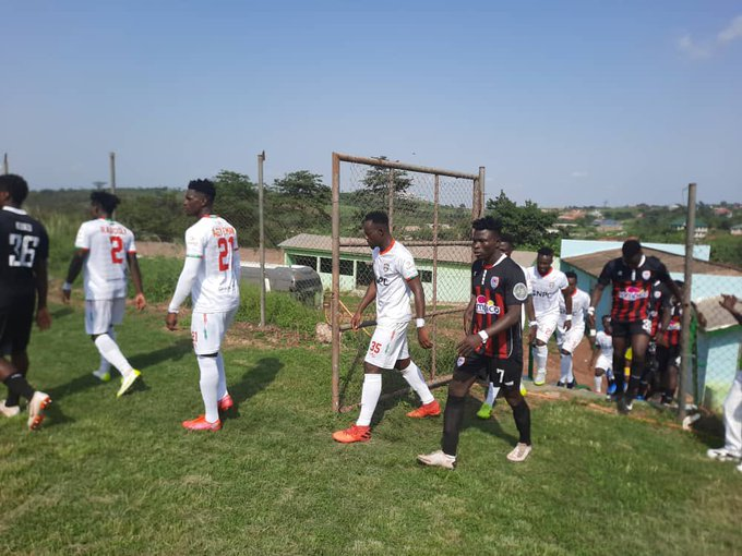 VIDEO: Watch highlights of Inter Allies' 2-0 victory over Karela United