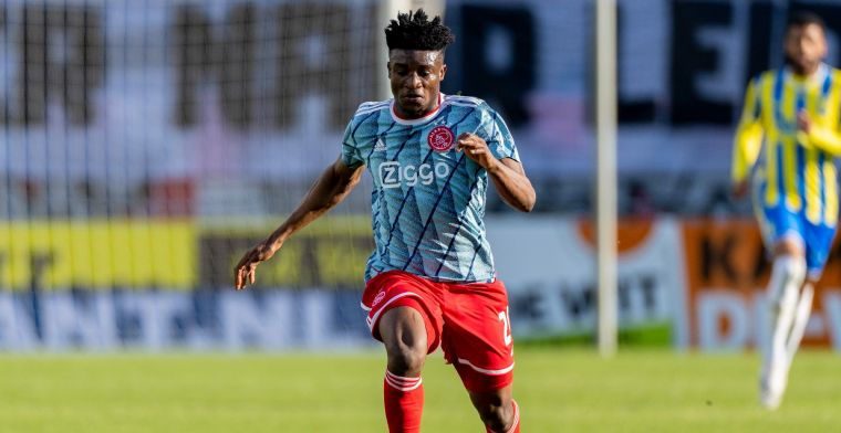 Former Danish midfielder Kenneth Pérez jumps to defence of Ajax star Mo Kudus