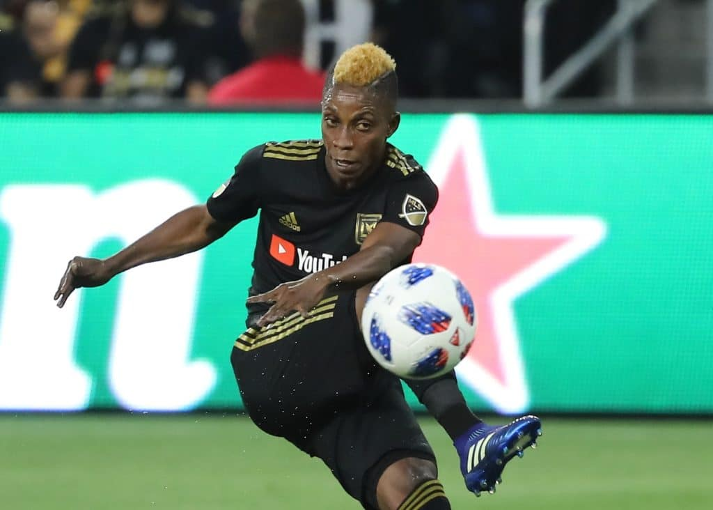 Ghanaian forward Latif Blessing 'focused and ready' for new MLS season